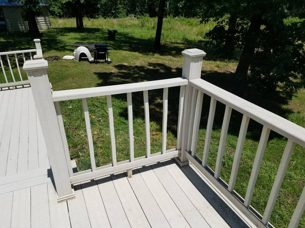 Professional Deck Refinishing Services